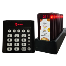 SEWA Pager Set (with Mini Keypad)