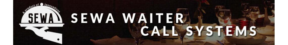Waiter Call Banner